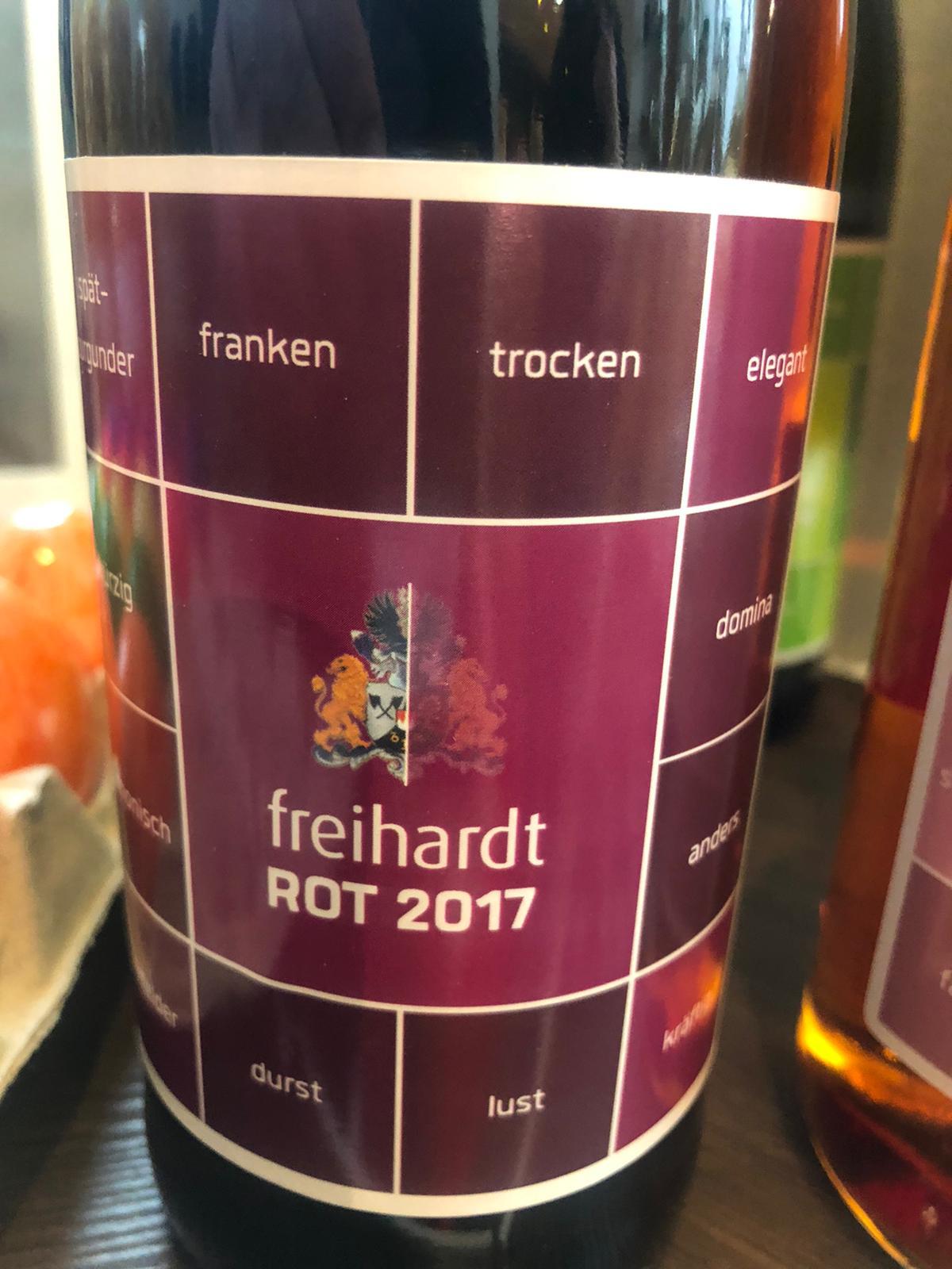 Cuvee Freihardt (rot)