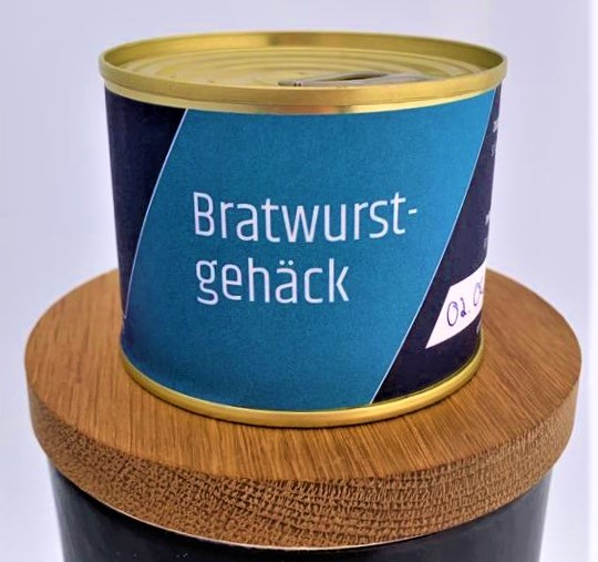 Bratwurstgehäck 190g