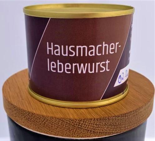 Hausmacher Leberwurst 190g