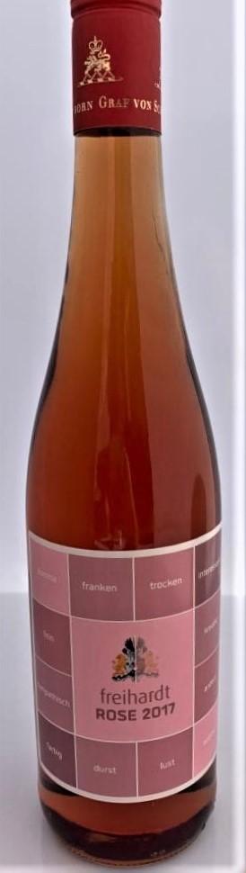 Cuvee Freihardt (rose)