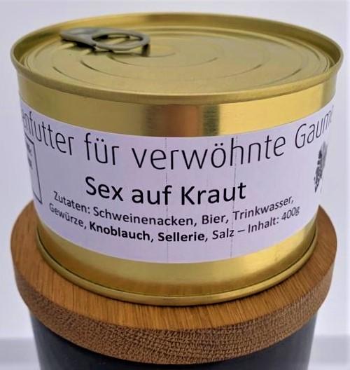 Sex auf Kraut